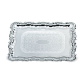 Vollrath 47267 Odyssey Victorian Rectangle Tray - Vollrath Servingware