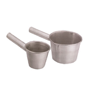 Vollrath Professional 64 oz Dipper with 57° Welded Handle - Dippers and Ladles