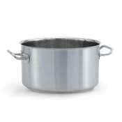 Vollrath Intrigue 17 Qt Stainless Steel Sauce Pot - Vollrath Cookware