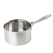 Vollrath Intrigue 3-1/4 Qt Stainless Steel Sauce Pan - Vollrath Cookware