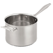 Vollrath Intrigue 7 Qt Stainless Steel Sauce Pan - Vollrath Cookware