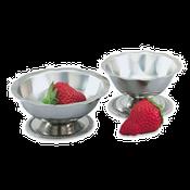 Vollrath 48013 Paneled Sherbet Dish - Vollrath Dinnerware