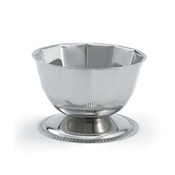 Vollrath 48301 Paneled Sherbet Bowl - Vollrath Dinnerware