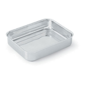 Vollrath 49434 Miramar Small Food Pan without Handle - Stainless Steel Roasting Pans