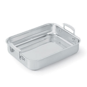 Vollrath 49435 Miramar Small Food Pan with Handle - Stainless Steel Roasting Pans
