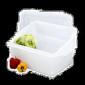Vollrath 52616 Drain Box Container - Vollrath Warewashing and Handling Supplies