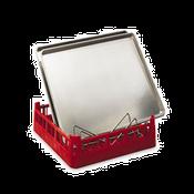 Vollrath 52664 Open End Sheet Pan Rack - Vollrath Warewashing and Handling Supplies