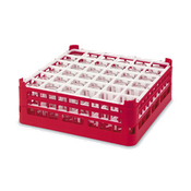 Vollrath 52689 Signature Compartment Rack - Vollrath Warewashing and Handling Supplies