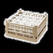 Vollrath 52718 Signature Compartment Rack - Vollrath Warewashing and Handling Supplies