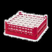 Vollrath 52734 Signature Compartment Rack - Vollrath Warewashing and Handling Supplies