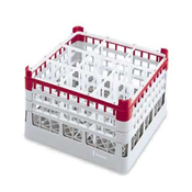 Vollrath 52737 Signature Compartment Rack - Vollrath Warewashing and Handling Supplies