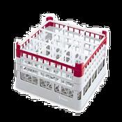 Vollrath 52781 Signature Compartment Rack - Vollrath Warewashing and Handling Supplies