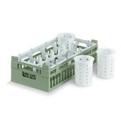 Vollrath 52808 Cylinders Rack - Vollrath Warewashing and Handling Supplies