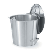 Vollrath 58030 Hook-On Pail Cover - Vollrath Cookware