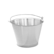 Vollrath 58160 Tapered Dairy Pail - Vollrath Janitorial Supplies
