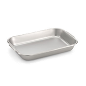 Vollrath 61230 1/2 Qt Stainless Steel Roasting Pan (Case of 3) - Stainless Steel Roasting Pans