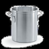 Vollrath 12 qt Classic Aluminum Stock Pot - Vollrath Cookware