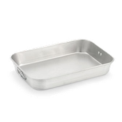 Vollrath 68080 Wear Ever Bake and Roast Pan - Aluminum Roasting Pans