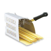 Vollrath 68130 Wear Ever Perforated Pasta Inset - Vollrath Cookware