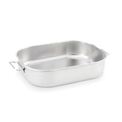 Vollrath 68251 Wear Ever Bake and Roast Pan - Aluminum Roasting Pans