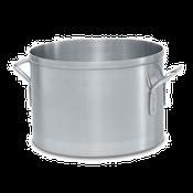 Vollrath 68420 Wear Ever 20 Qt. Aluminum Heavy Duty Sauce Pot - Vollrath Cookware