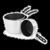 Vollrath 1.5 Qt Sauce Pan with Black Handle - Vollrath Cookware