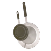 """Vollrath Arkadia 8"""" Aluminum Fry Pan - Aluminum Fry Pans"""
