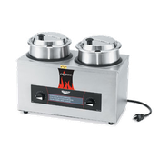 Vollrath 72040 Cayenne Twin Well Rethermalizer - Vollrath Warming and Display Equipment