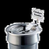 Vollrath 72224 Soup'R Clip - Soup Food Warmers