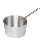 Vollrath Arkadia 5-1/2 Qt Aluminum Sauce Pan - Vollrath Cookware
