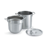 Vollrath 77133 20 Qt. Stainless Steel Double Boiler Inset for 77130 - Vollrath Cookware