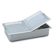 Vollrath 77430 Flat Hinged Cover - Steam Table Pan Lids