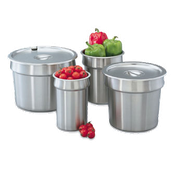 Vollrath 78154 Vegetable Inset - Bain Marie Pots