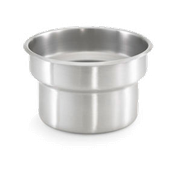 Vollrath 78174 Vegetable Inset - Bain Marie Pots