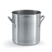 Vollrath 78580 11 1/2 Qt Classic Wear Ever Stock Pot and Double Boiler - Stainless Steel Stock Pots