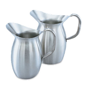 Vollrath 82020 Bell Shaped Pitcher - Vollrath Tabletop Accessories