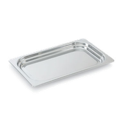 Vollrath 8230305 Miramar Full Size Rectangle Food Pan - Full Size Steam Table Pans