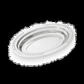 Vollrath 8231320 Miramar Decorative Oval Food Pan - Vollrath Food Crocks and Pans