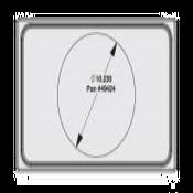 Vollrath 8242114 Miramar Single Size Template - Vollrath Steam Table Pans