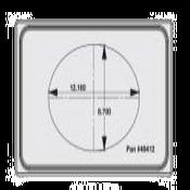 Vollrath 8242316 Miramar Single Size Template - Vollrath Steam Table Pans
