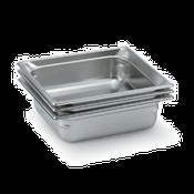 "Vollrath 2/3 Size, 1-1/2"" Deep Super Pan 3 - Vollrath Steam Table Pans"