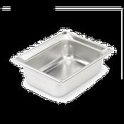"Vollrath 1/2 Size, 8"" Deep Super Pan 3 - Vollrath Steam Table Pans"