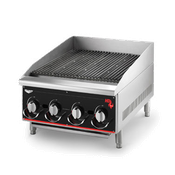 Vollrath 948Cg Cayenne Manual Radiant/Lava Charbroiler - Vollrath Countertop Cooking Equipment