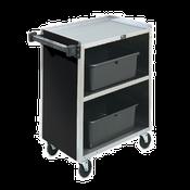 Vollrath 97181 Bussing Cart - Vollrath Warewashing and Handling Supplies