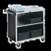 Vollrath 97182 Bussing Cart - Vollrath Warewashing and Handling Supplies