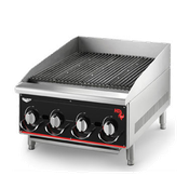 Vollrath 972Cg Cayenne Manual Radiant/Lava Charbroiler - Vollrath Countertop Cooking Equipment