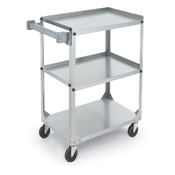 Vollrath 97320 Knocked-Down Utility Cart - Vollrath Carts