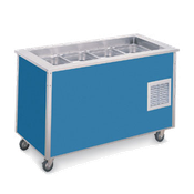 Vollrath 98710 Signature Server Cold Station - Portable Steam Tables