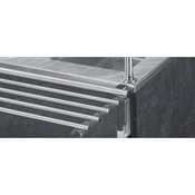 Vollrath 9882004 Tubular Tray Slide - Vollrath Mobile Serving Equipment