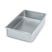 Vollrath 99765 Standard Edge Spillage Pan - Full Size Steam Table Pans
